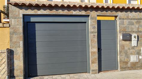 puertas garajes automaticas puertas de garaje y cancelas puertas automaticas mena