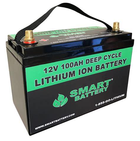 100 Ah Lifepo4 12 Volt Cycle Battery - 12v 100ah cycle lithium ion battery 12v 100ah