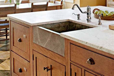 Diy Soapstone Sink soapstone sink 27 creative kitchen upgrades this house