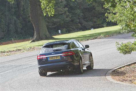 jaguar xf performance parts xf sportbrake road test enough performance