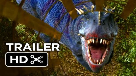 list film dinosaurus the dinosaur experiment official trailer 2014 jana