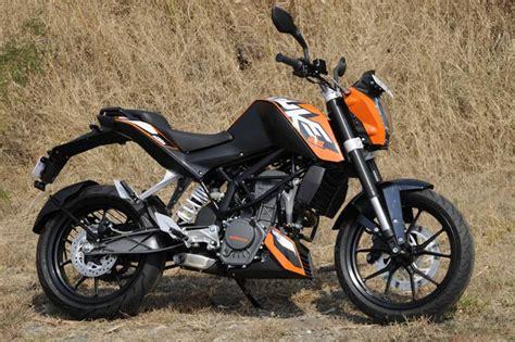Ktm 200cc Duke Ktm Duke 200 Bike Gallery Bikes 200cc 350cc Autocar