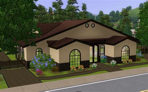 sims 2 pets house designs sims pets house ideas pinterest building plans online 53181