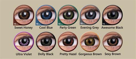 Softlens Colourvue Big Dolly Black colourvue big awesome black colour contacts pinkyparadise