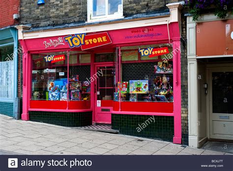 toy boat store a front view of a toy shop stock photo royalty free image