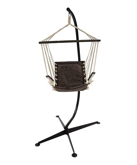 Chair Stand by Bliss Hammocks Bronze Bliss Hammock Chair Stand