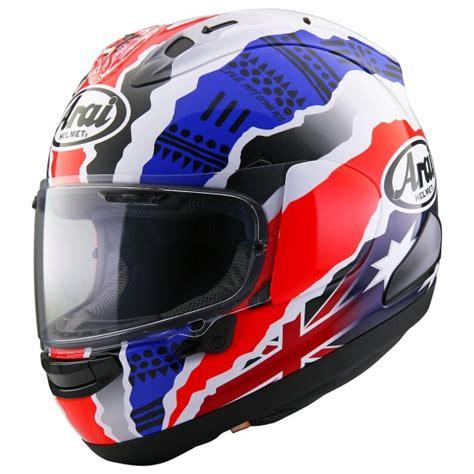 Helm Arai Road Race Arai Rx 7v Race Helmet Mick Doohan Race Replica
