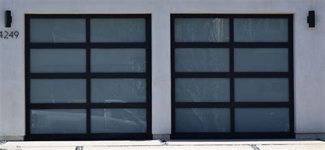 View Aluminum Garage Doors by View Aluminum Doors By