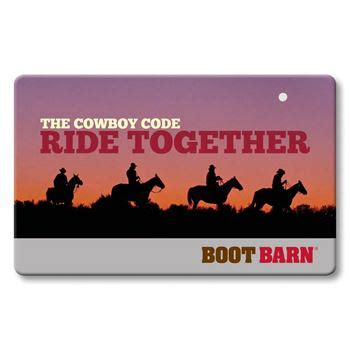 Boot Barn E Gift Card - gift cards boot barn