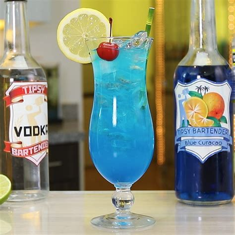 blue lagoon cocktail blue lagoon tipsy bartender