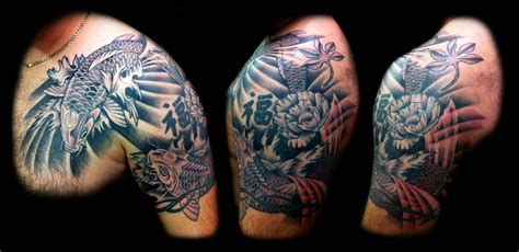 japanese arm tattoo japanese ideas and japanese designs