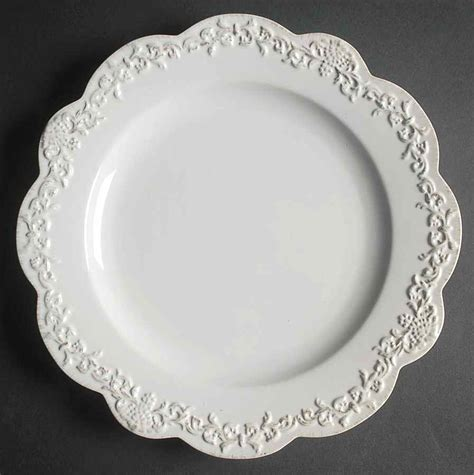 simply shabby chic chateau dinner plate 7807818