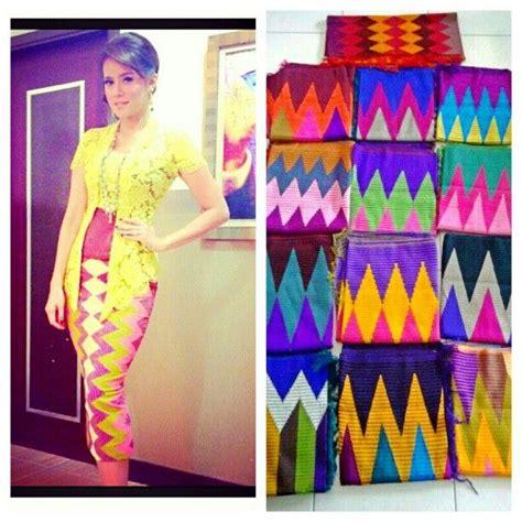 Kebaya Kutubaru Combi Soft Pink 17 images about raya fashion on lace