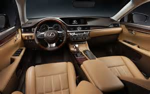 Lexus Interior Lexus Es Interior Second Color