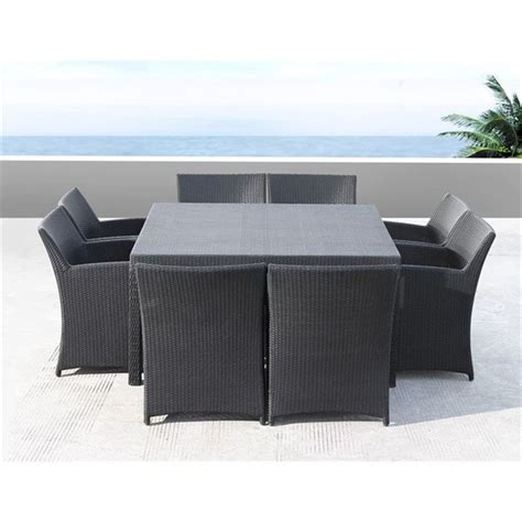 tavolo e sedie da giardino tavoli da giardino in rattan tavoli da giardino