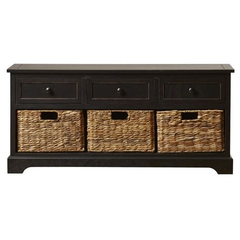 bench store manager mckinley wood storage entryway bench by beachcrest home