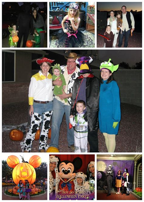 Here Are Some Costumes From Mickeys Halloween Party At | mickey s not so scary halloween party