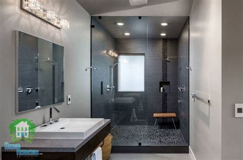 modern banyo tasarimlari dekorasyon fikirleri