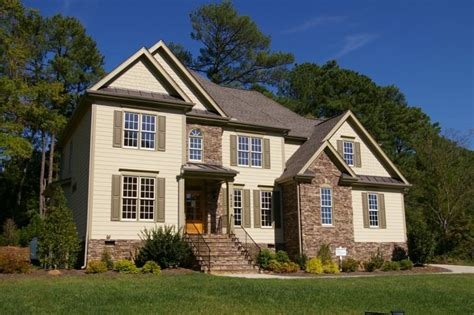carolina homes turner farms in garner nc wooded acreage just minutes