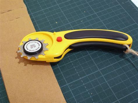 Or Ita Makoto Orisaki Or Ita Rotary Cardboard Cutter Blade Part 1