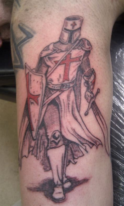 knights templar cross tattoo templar by madbadger69 on deviantart