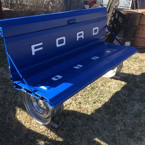 tailgate bench for sale ford tailgate bench price reduced rainbow classifieds