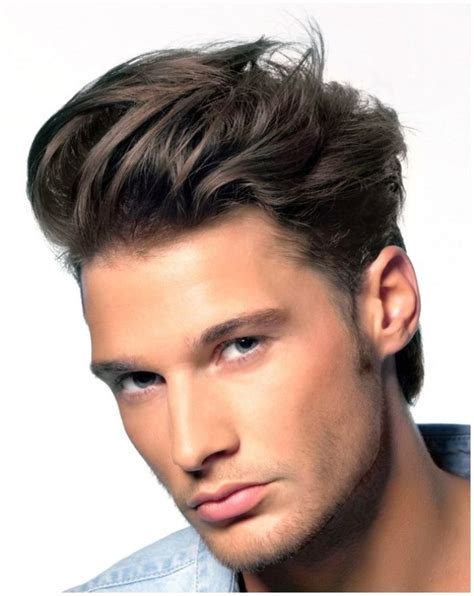 hairstyles that add volumeto the top of your head add a bit of volume to your undercut men s hairstyles