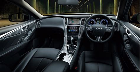 nissan skyline 2014 interior q50 to be sold in japan as infiniti badged nissan skyline