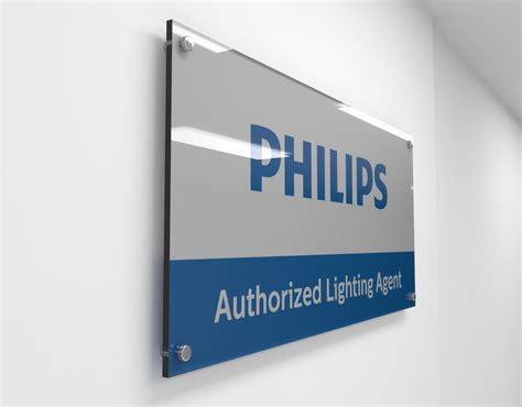 Acrylic Signage acrylic sign tla graphics