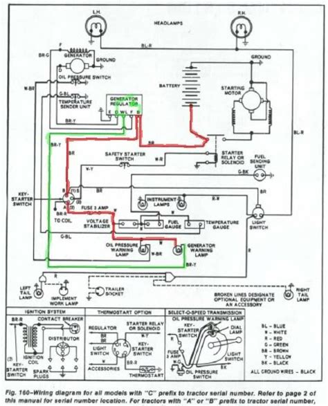 New Holland Tractor Wiring Diagram Webtor Me