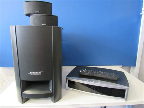 bose 321 gs home cinema set 3 2 1 series 3 catawiki