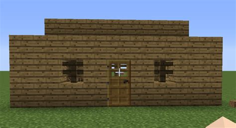 how to build a house in minecraft step by step how to build a simple minecraft house 8 steps with pictures