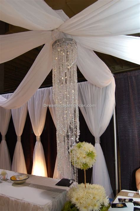 wedding ceiling drapes ceiling drape open canopy by dreamscape event decor