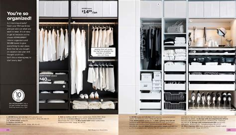 custom closet design ikea ikea catalog 2011 is out chasing dreams