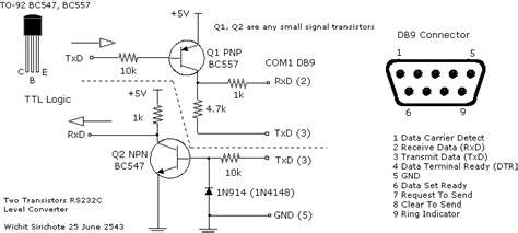 bc547 transistor array wichit sirichote kswichit kmitl ac th