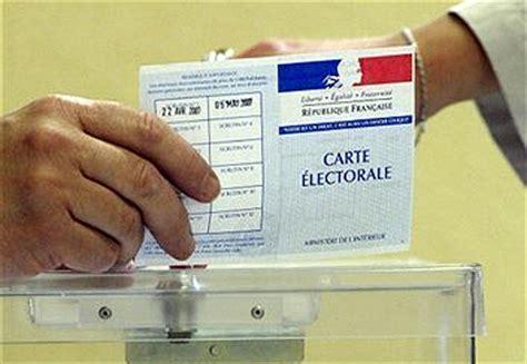 pr駸ident bureau de vote les 233 lections ville du pr 233 gervais