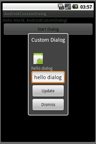 how to add edittext and icon in dialog listview android android coding create custom dialog with edittext