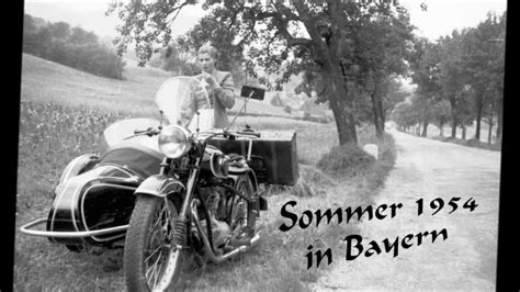 Motorradfahren Mit 80 Jahren by Motorrad 50er Jahre