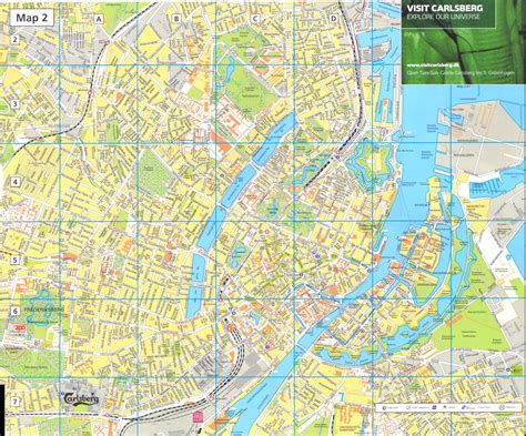 copenhagen map maps update 18201224 tourist map of copenhagen large detailed tourist map of copenhagen city