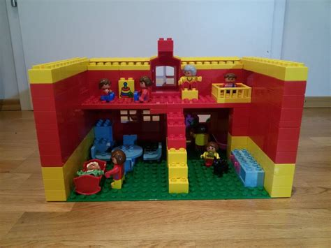 lego ideen zum nachbauen lego 174 duplo haus selber bauen brickaddict bauideen