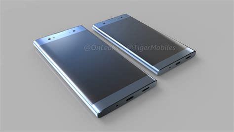 Sony Xa2 cad renders of the sony xperia xa2 and xperia xa2 ultra leak