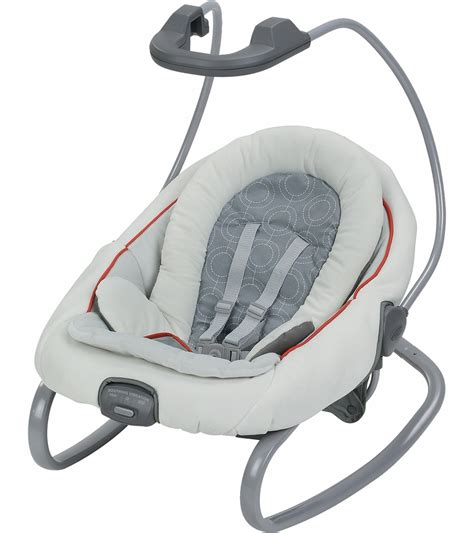 swing rocker graco duetsoothe swing rocker solar