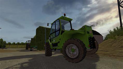 merlo p41 7 turbofarmer v1 for ls17 farming simulator