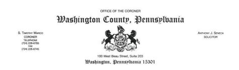 Washington County Pa Records Records Washington County Pa Official Website Autos Post