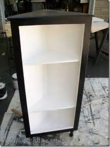 Corner Cabinet Diy How To Build A Corner Shelf For Tv Woodworking Projects