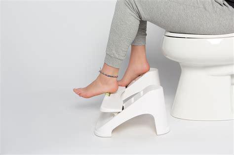 bathroom posture fusion a height adjustable toilet stool to elevate