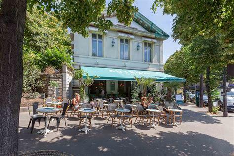 la brasserie d auteuil terrasse gastronomie italienne
