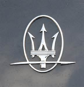 What Is The Maserati Symbol Maserati Logo Images World Of Cars