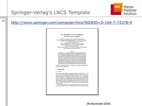 springer paper template ppt how to write a research paper powerpoint