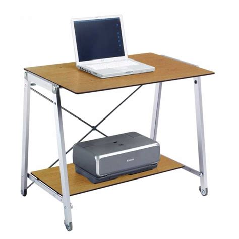 Laptop Printer Desk Exciting Small Spaces With Laptop Desks Astonishing Plain Laptop Desk For Small Space Plans